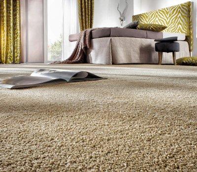 Teppichboden Beispiel Schlafzimmer